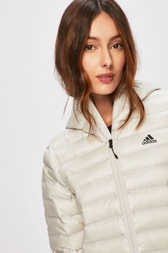 fehér adidas Performance - Pehelydzseki DZ1490.