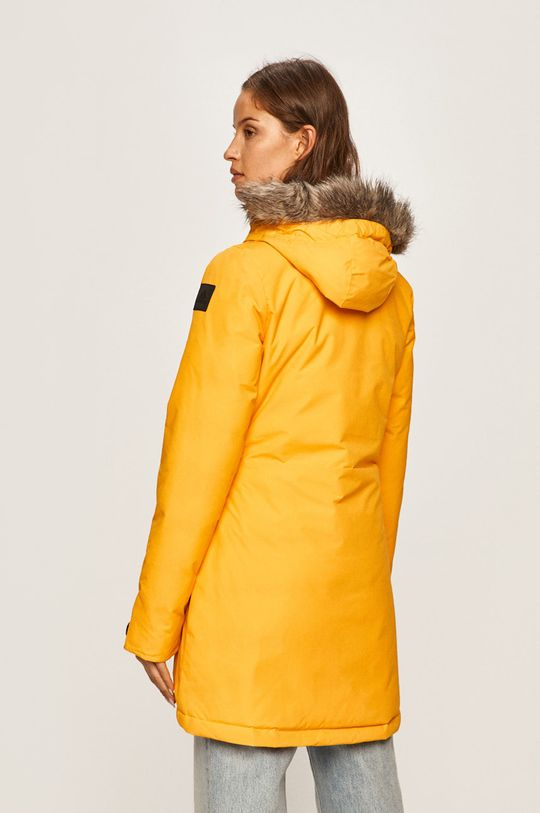 adidas Performance - Rövid kabát  Bélés: 100% poliészter Kitöltés: 100% poliészter Jelentős anyag: 100% nejlon Mű bunda: 86% akril, 14% poliészter