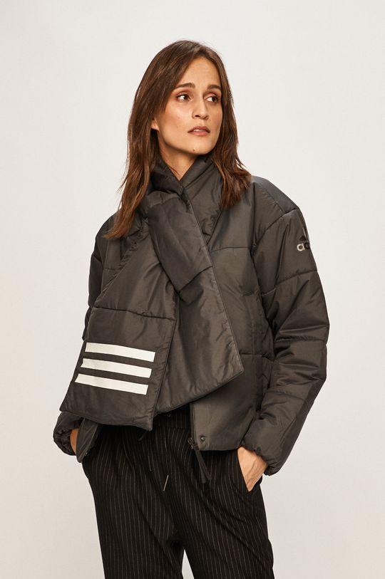 grafit adidas Performance - Rövid kabát Női