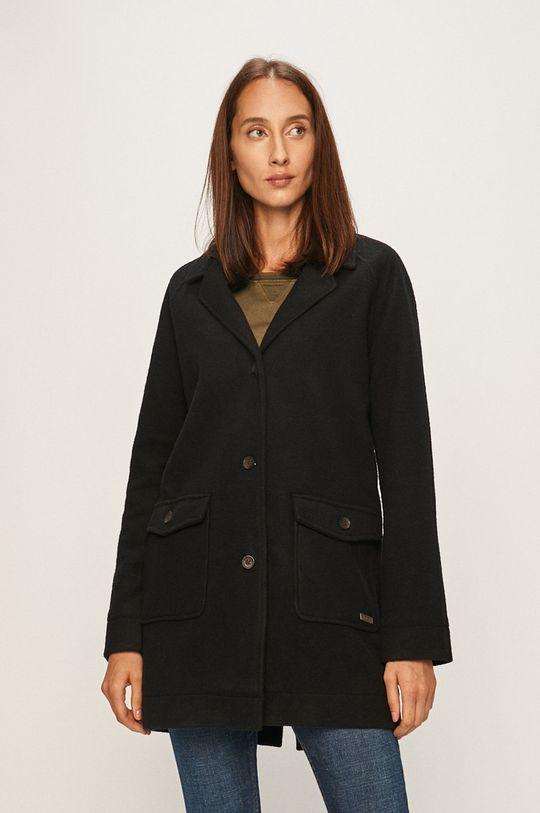 čierna Roxy - Kabát Dámsky