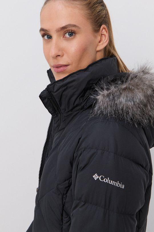 czarny Columbia - Kurtka puchowa