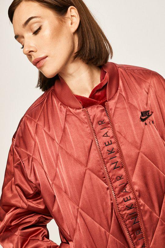 kaštanová Nike Sportswear - Bomber bunda