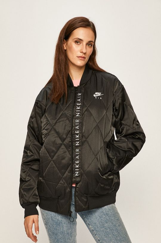 černá Nike Sportswear - Bomber bunda Dámský