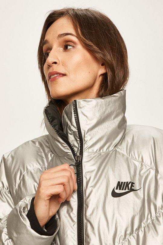 stříbrná Nike Sportswear - Bunda