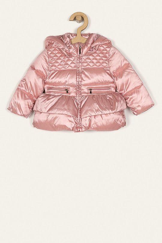 ružová Mayoral - Detská bunda 74-98 cm Dievčenský