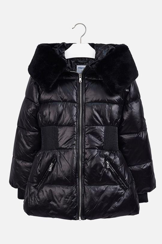 Mayoral - Detská bunda 128-167 cm čierna