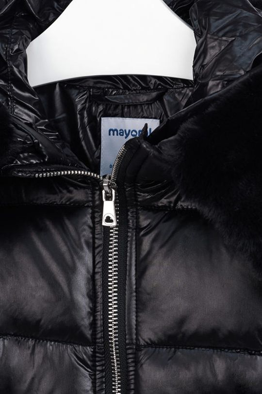 čierna Mayoral - Detská bunda 128-167 cm