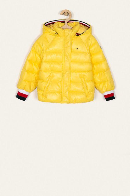 жълт Tommy Hilfiger - Детско яке 104-176 cm Момиче