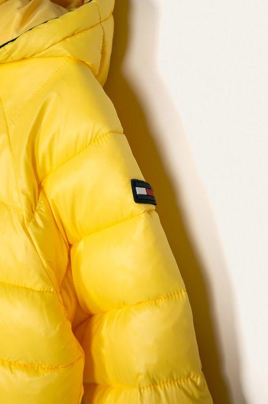 Tommy Hilfiger - Детско яке 104-176 cm жълт