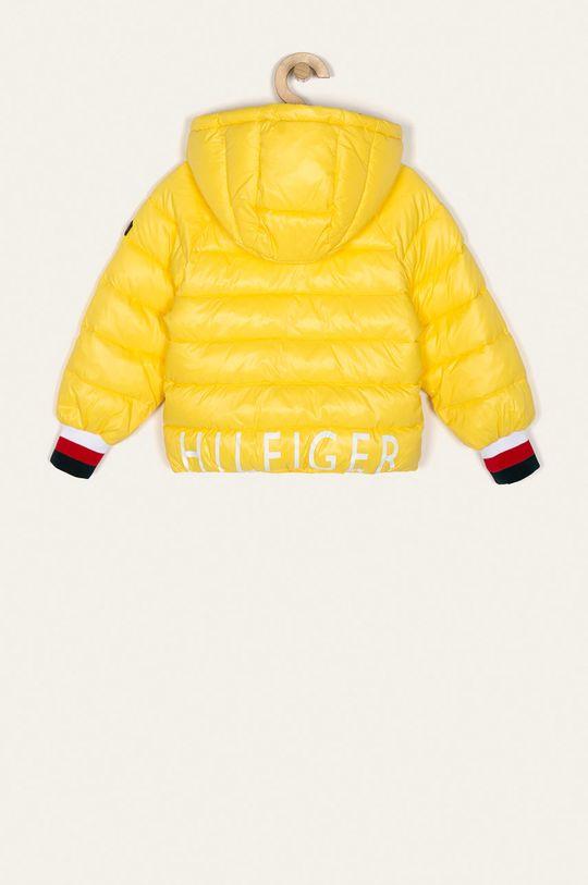 Tommy Hilfiger - Детско яке 104-176 cm  Подплата: 100% Полиестер Пълнеж: 100% Полиестер Основен материал: 100% Полиамид Външно оформление: 2% Еластан, 98% Полиестер