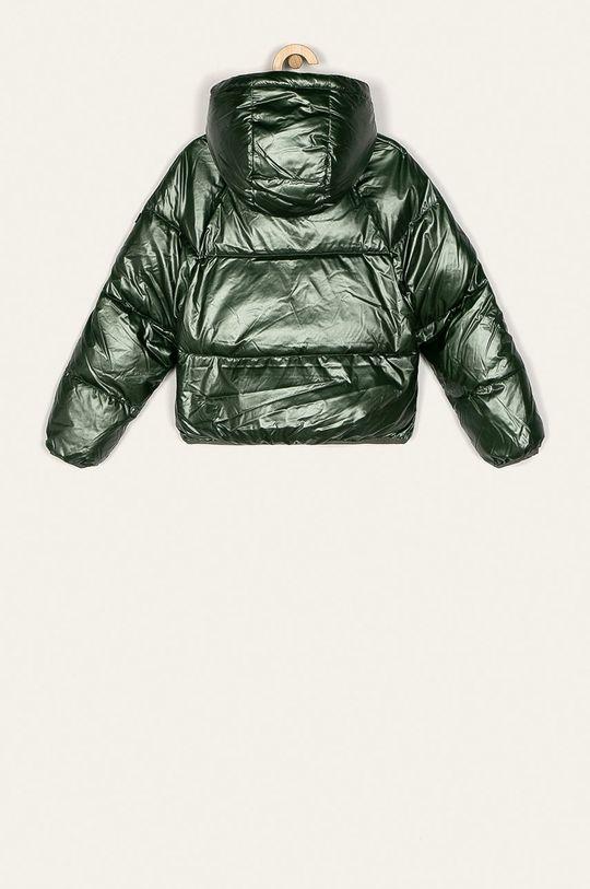 Tommy Hilfiger - Dětská bunda 140-176 cm olivová