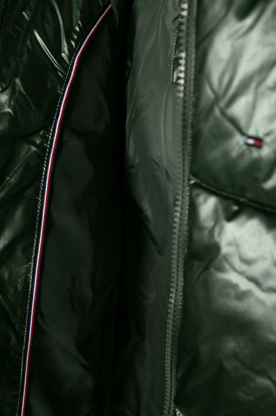 olivová Tommy Hilfiger - Dětská bunda 140-176 cm