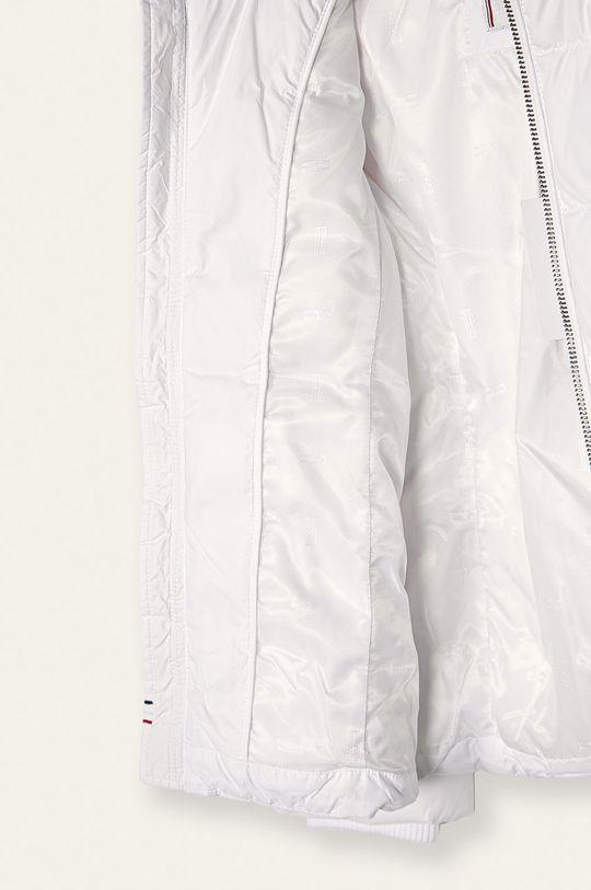bílá Tommy Hilfiger - Dětská péřová bunda 128-176 cm