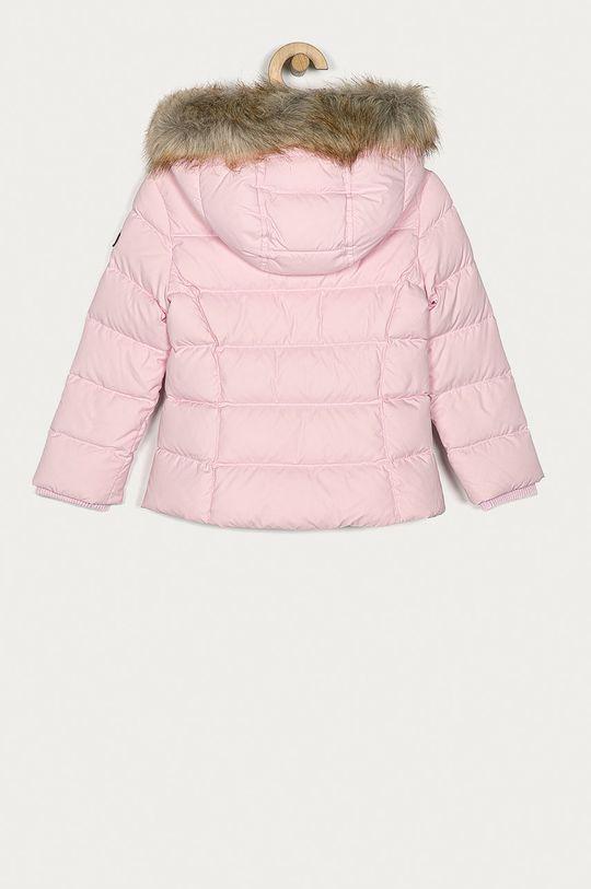 Tommy Hilfiger - Dětská bunda 98-176 cm <p>  Výplň: 30% Peří, 70% Kachní chmýří  Hlavní materiál: 100% Polyester  Umělá kožešina: 53% Akryl, 47% Modacryl  Stahovák: 2% Elastan, 98% Polyester</p>