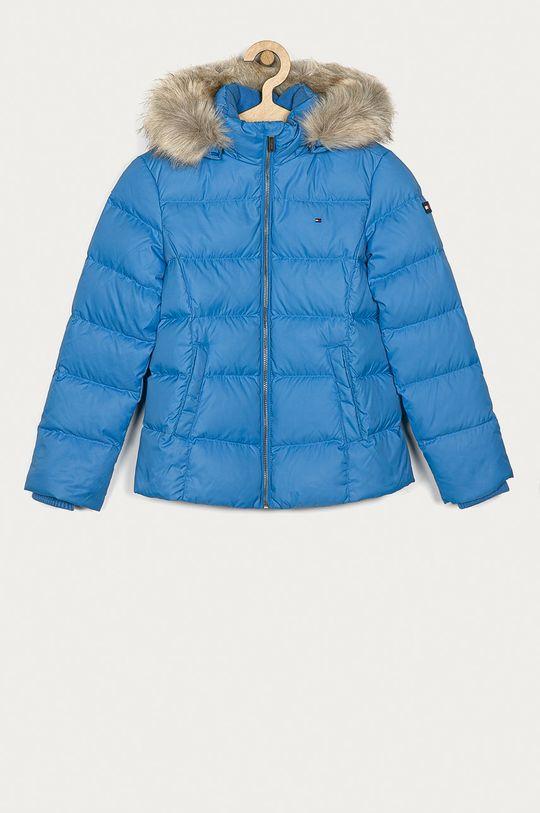 modrá Tommy Hilfiger - Dětská bunda 98-176 cm Dívčí