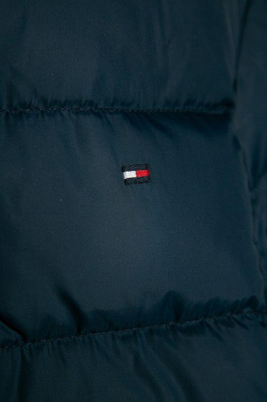 Tommy Hilfiger - Dětská péřová bunda 128-176 cm námořnická modř