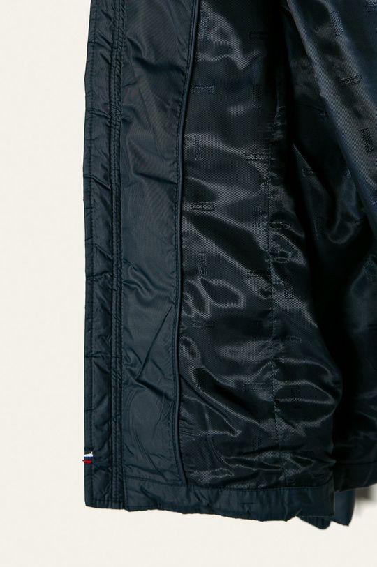 námořnická modř Tommy Hilfiger - Dětská péřová bunda 128-176 cm