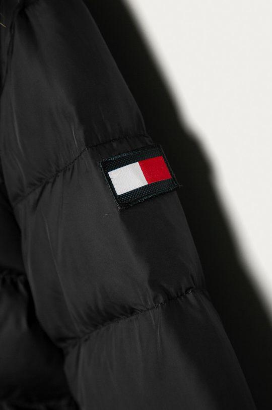 Tommy Hilfiger - Dětská bunda 98-176 cm černá