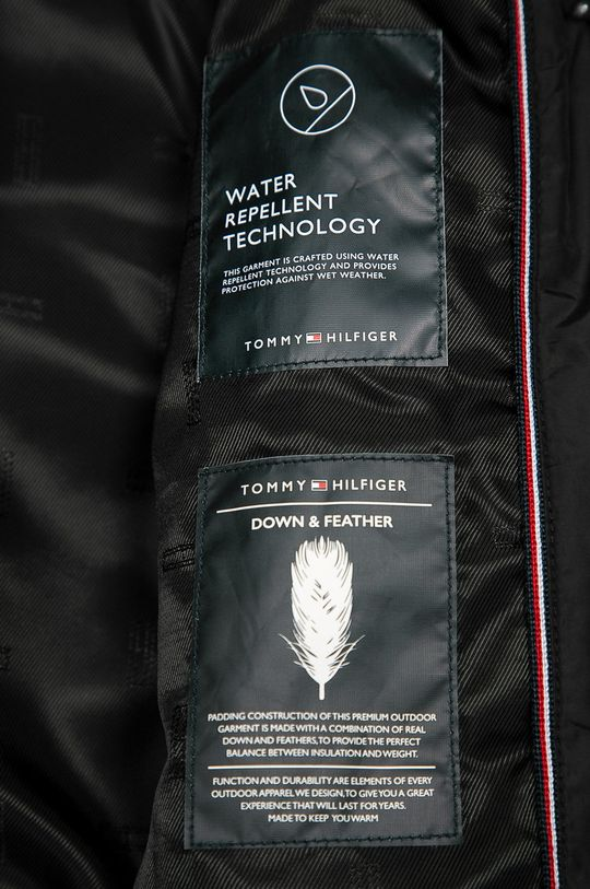 černá Tommy Hilfiger - Dětská bunda 98-176 cm