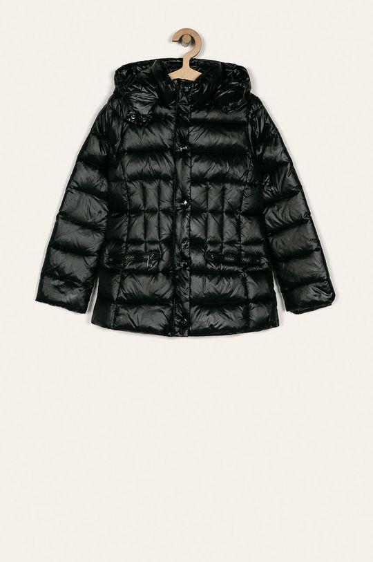 černá Liu Jo - Dětská péřová bunda 140-170 cm Dívčí