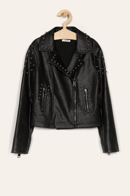 čierna Liu Jo - Detská bunda 140-170 cm Dievčenský