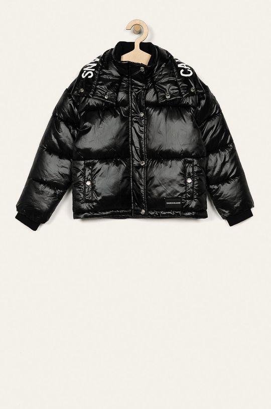 černá Calvin Klein Jeans - Dětská bunda 128-176 cm Dívčí