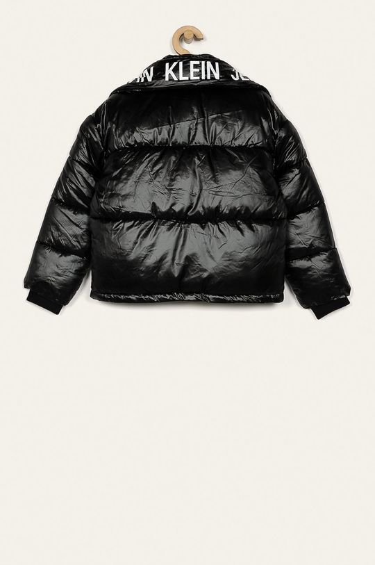 Calvin Klein Jeans - Dětská bunda 128-176 cm černá