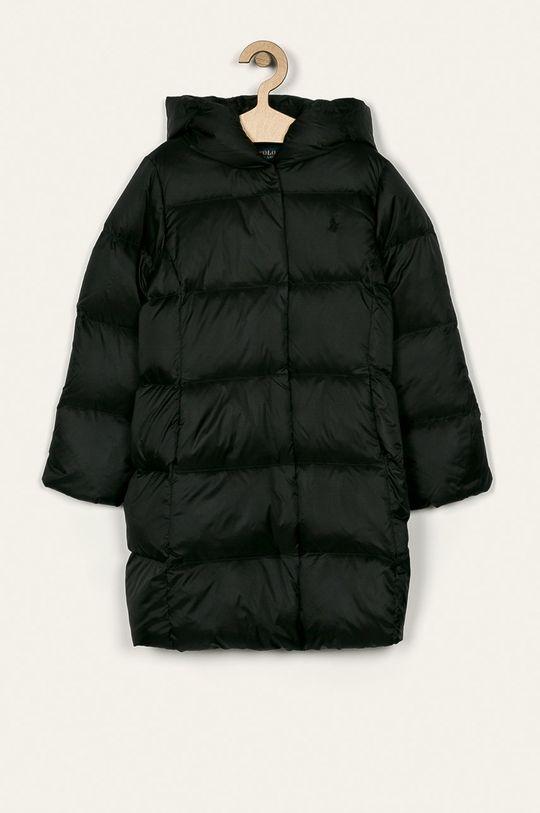 čierna Polo Ralph Lauren - Detská páperová bunda 128-176 cm Dievčenský