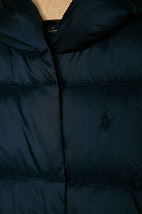 Polo Ralph Lauren - Dětská péřová bunda 128-176 cm námořnická modř