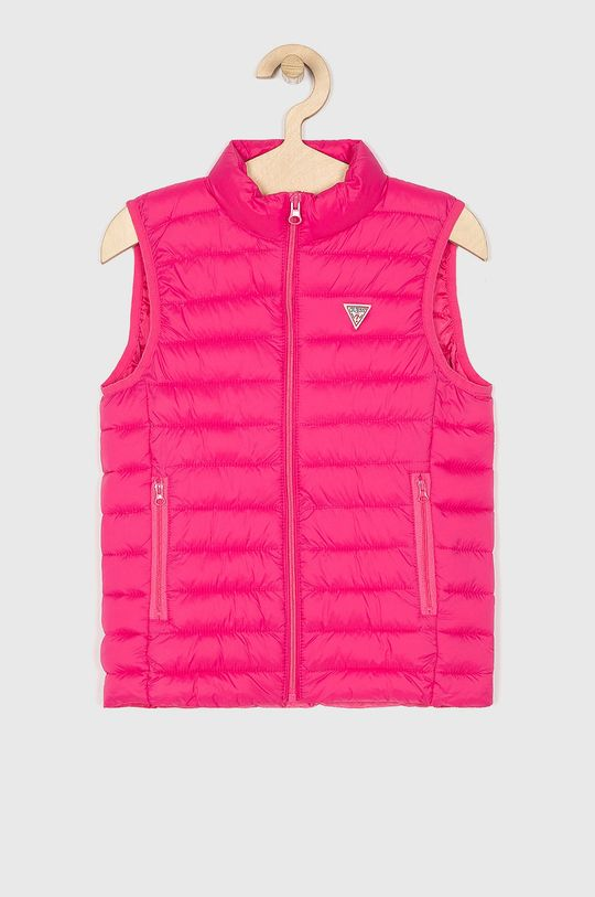 różowy Guess Jeans - Bezrękawnik dziecięcy 118-175 cm Dziecięcy