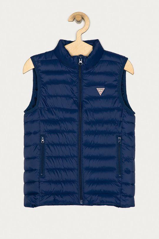 námořnická modř Guess Jeans - Dětská vesta 118-175 cm Dětský