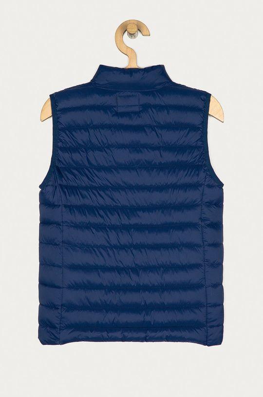Guess Jeans - Dětská vesta 118-175 cm námořnická modř