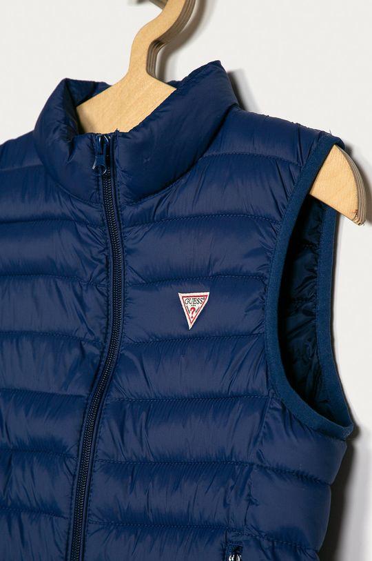 Guess Jeans - Dětská vesta 118-175 cm  Podšívka: 100% Polyester Výplň: 100% Polyester Hlavní materiál: 100% Polyamid