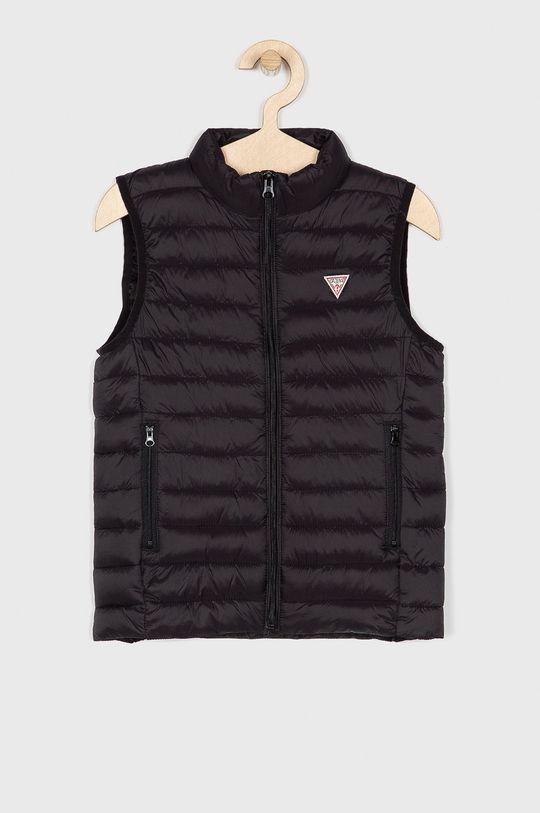 černá Guess Jeans - Dětská vesta 118-175 cm Dětský