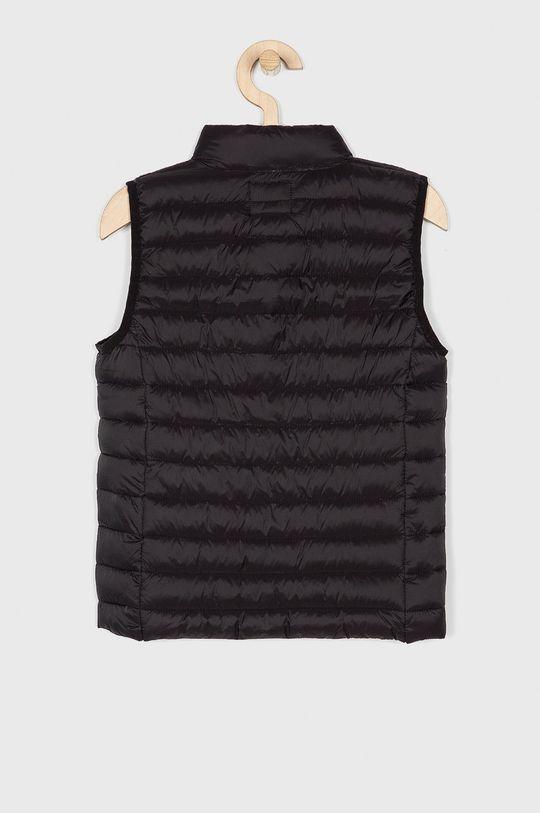 Guess Jeans - Dětská vesta 118-175 cm černá