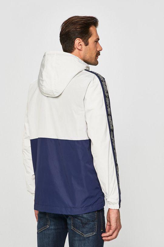 Pepe Jeans - Bunda Podšívka: 100% Polyester Hlavní materiál: 100% Nylon Materiál č. 1: 100% Polyester Materiál č. 2: 100% Nylon Materiál č. 3: 100% Bavlna Podšívka kapuce: 100% Polyester Podšívka rukávů: 100% Nylon