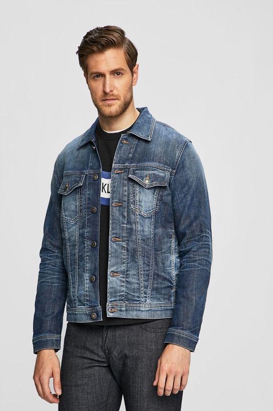 блакитний Diesel - Джинсова куртка Чоловічий