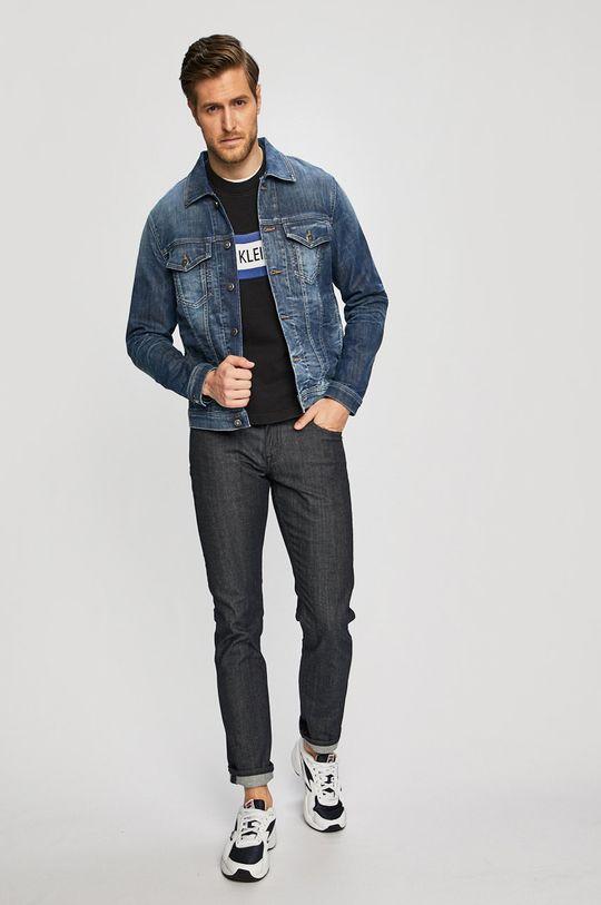 Diesel - Джинсова куртка блакитний