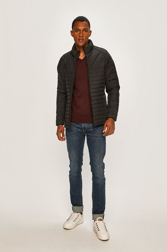 Hummel - Куртка чорний