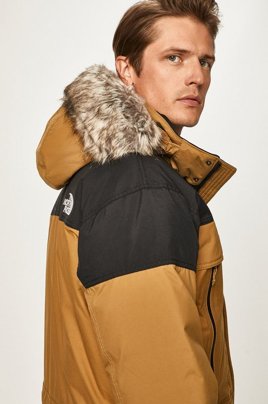 золотисто-коричневий The North Face - Пухова куртка Murdo 2