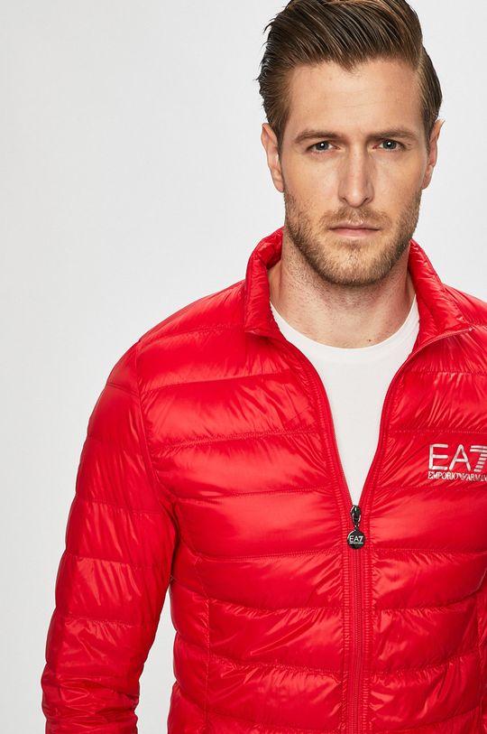 czerwony EA7 Emporio Armani - Kurtka