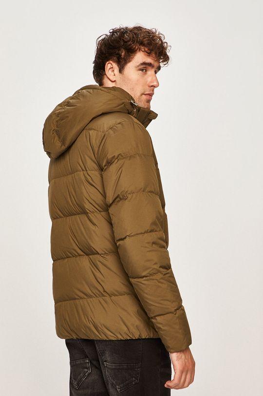 Calvin Klein Jeans - Péřová bunda Podšívka: 100% Polyester Výplň: 30% Peří, 70% Kachní chmýří Hlavní materiál: 100% Polyester