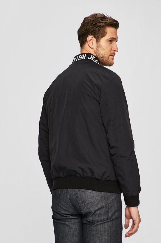 Calvin Klein Jeans - Geaca Captuseala: 100% Poliester   Materialul de baza: 100% Poliamida Finisaj: 73% Bumbac, 2% Elastan, 25% Poliester