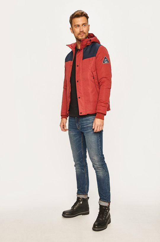 Jack & Jones - Куртка червоний