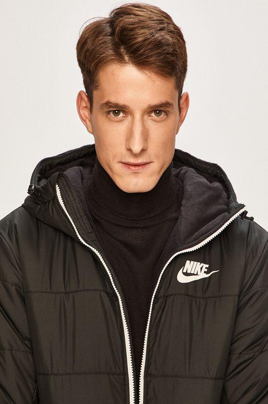 černá Nike Sportswear - Bunda