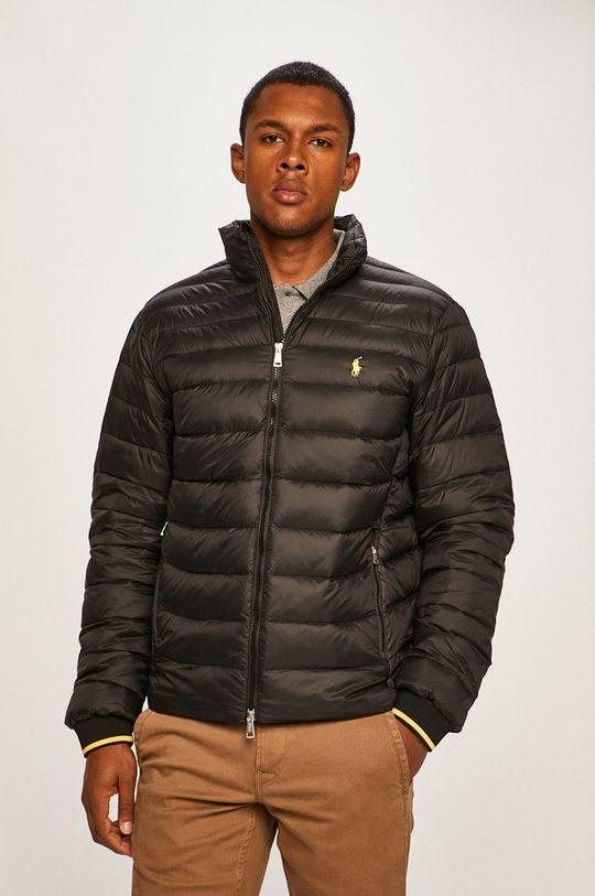 čierna Polo Ralph Lauren - Páperová bunda Pánsky