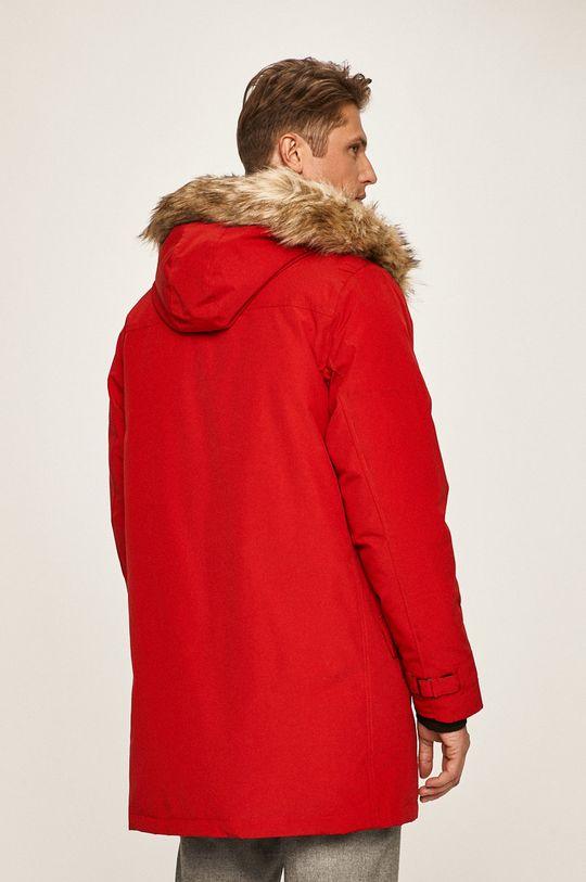 Polo Ralph Lauren - Péřová bunda Podšívka: 100% Nylon Výplň: 25% Peří, 75% Chmýří Hlavní materiál: 16% Bavlna, 84% Polyester Umělá kožešina: 39% Akryl, 51% Modacryl, 10% Polyester