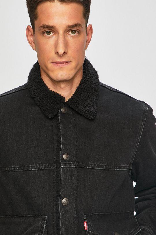 negru Levi's - Geaca jeans