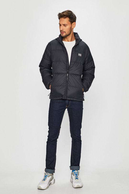 Levi's - Páperová bunda čierna