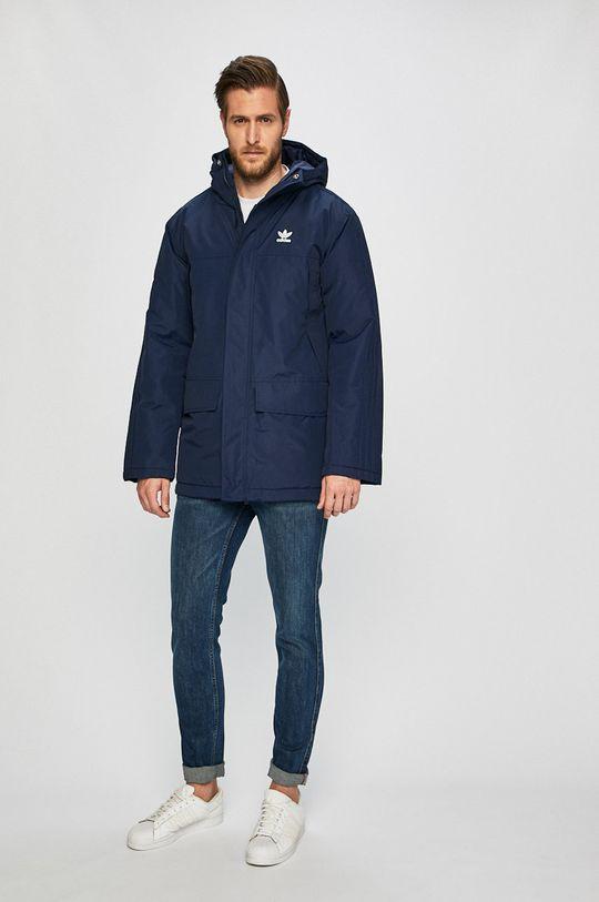 adidas Originals - Bunda námořnická modř